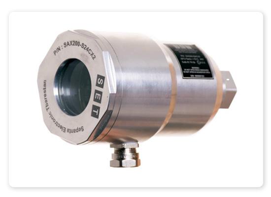 محصولات سپنتا الکترونیک طبرستان، شعله بینSAX-200