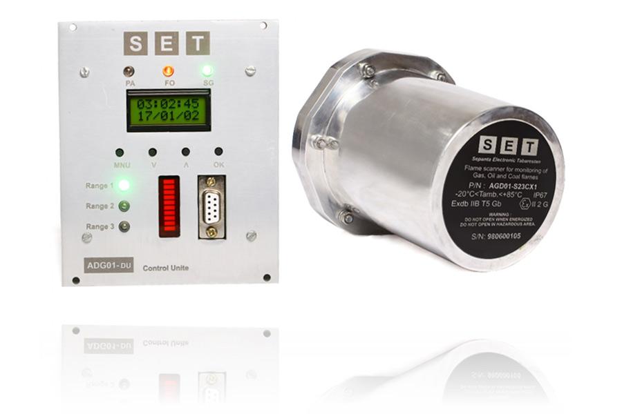 flame scanner, flame scanner AGD01-DU,AGD01-DU