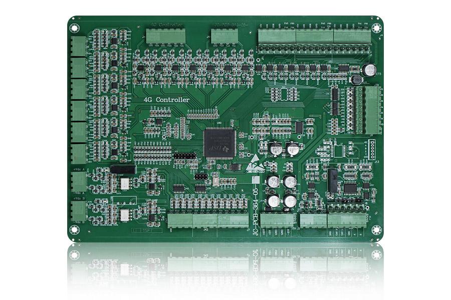 طراحی برد، برد سفارشی، DSP controller